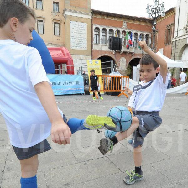 Bambini in piazza…. aspettando Rovigo in love